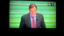 BUFERA TG5 LA GAFFE DELLA GIORNALISTA ELENA GURNIERI